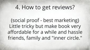 How to Self Publish Books - FAQ's with Michael Hetherington course image