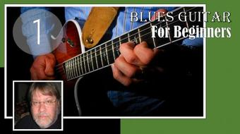 Blues Guitar Lessons for Beginners 1: Guitar Setup and Fundamentals course image