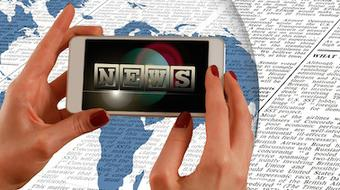 English for Journalists: Free Speech and Media Trends course image