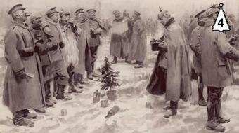 The Christmas Truce (Part Four): The Christmas Truce of 1914 course image