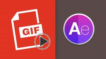 Create GIF Animation | Aftet Effect course image