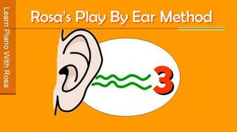 Play By Ear # 3 - Tones Movement: High, Low, Same course image