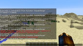 Advanced Commands Minecraft Functions course image