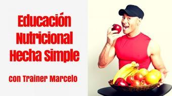 Educación Nutricional Hecha Simple course image