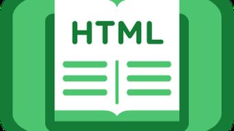 HTML Basics course image