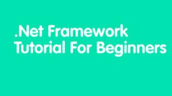 .Net Framework Tutorial For Beginners course image