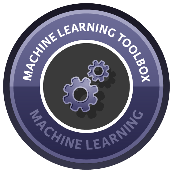 Machine Learning Toolbox course image