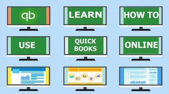 An Overview of QuickBooks Online course image