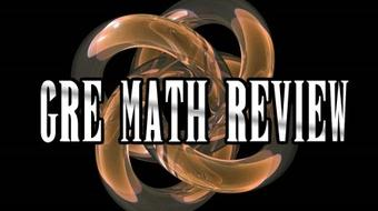 GRE Math Review course image
