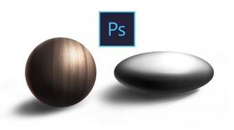 Photoshop for Industrial Designers: Sketching Round Objects & Wrap Texturing course image