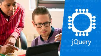 Introduction to jQuery course image