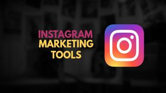 Top Instagram Tools For Marketing Efficiency course image