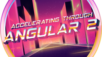 Accelerating Through Angular 2 course image