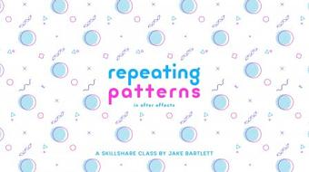 Repeating Patterns in After Effects course image