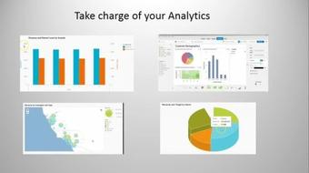 Data Analytics with SAP Lumira course image