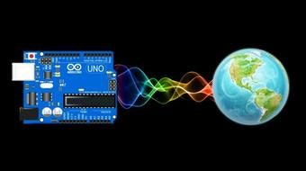 Crazy about Arduino - Building a Complete Web-based IoT Datalogger course image