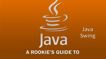 A Rookie's Guide to Java Part 6 - Java Swing course image