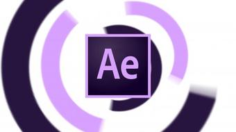 Logo Animation Series™ - Circle Motion Elements Animation in After Effects course image