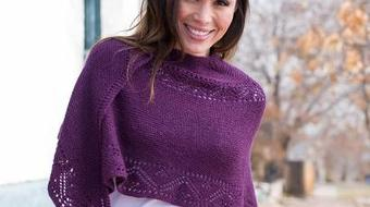 Follow the Leader Faroese Style Shawl by Sivia Harding Knit Lace Kit course image