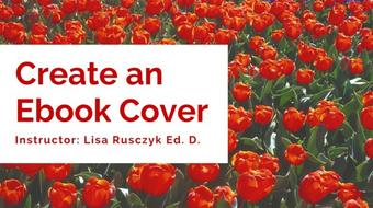 Create Your Ebook Cover course image
