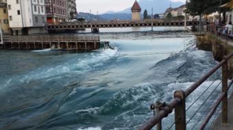Hydraulique fluviale 1 -  Écoulements à surface libre course image