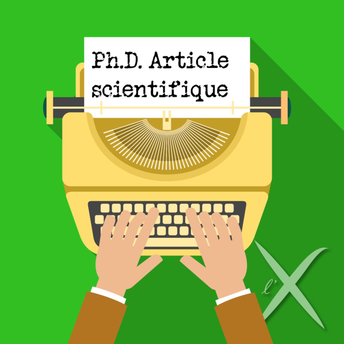 Comment rédiger et publier un article scientifique (Enseignement par projet) course image