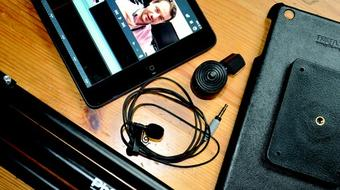 VIDEO GENIUS: Film yourself saying stuff using iPad video course image