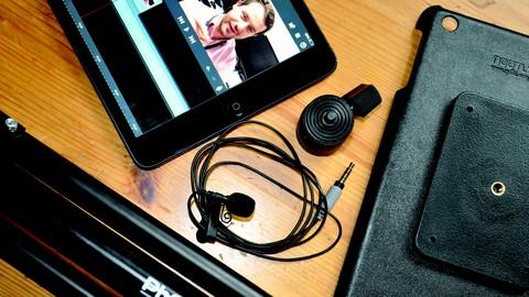 VIDEO GENIUS: Film yourself saying stuff using iPad video course image