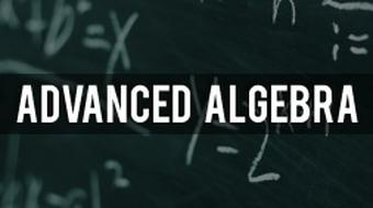 Advanced Algebraic Concepts and Applications in Mathematics course image