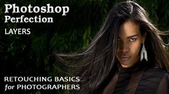 Photoshop Perfection Basic 1: Layers course image
