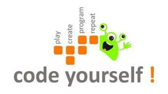 Code Yourself! An Introduction to Programming course image
