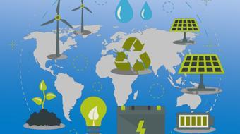 Ecologie Politique: défi de la durabilité pour les démocraties course image