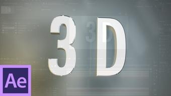 3D in After Effect : Without Plugin course image