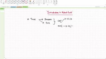 Basics of Mutual Funds course image