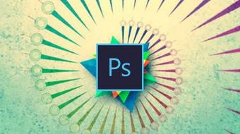 Motion Graphics in Photoshop : #1 Colorful & Eyes Catching course image