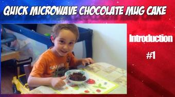 Quick Microwave Chocolate Mug Cake course image