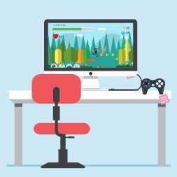 Diploma in HTML5 Game Development course image