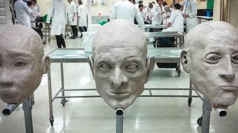 Forensic Facial Reconstruction: Finding Mr. X course image