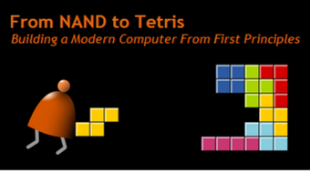 Build a Modern Computer from First Principles: Nand to Tetris Part II (project-centered course) course image