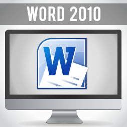 Microsoft Word 2010 course image