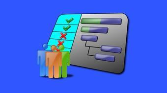 Project Management Crash Course course image