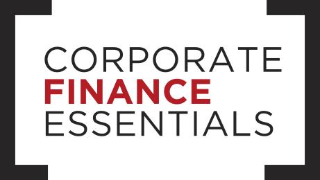 Corporate Finance Essentials course image