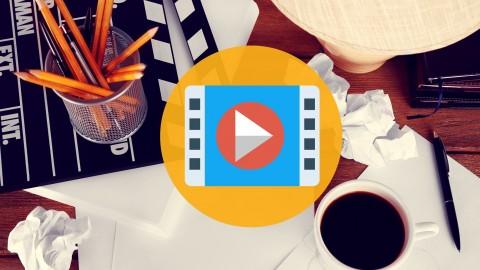 Inspirational Screenwriting.  The #1 Screenwriting Course! course image