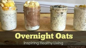 Overnight Oats: Prepping Quick & Easy Healthy Meals course image