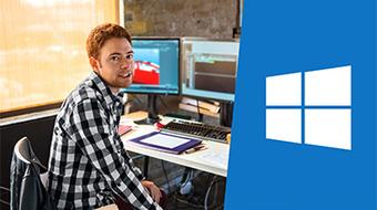 Microsoft Windows Server 2012 Fundamentals: Storage course image