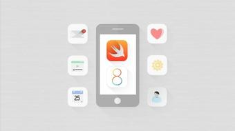 The Complete iOS8 and Swift Course: Learn by Building 15 Real World Apps course image