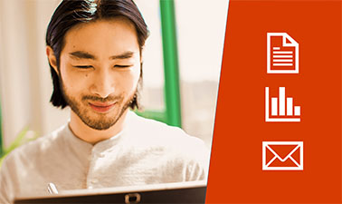 Microsoft Office Fundamentals: Outlook, Word, and Excel course image