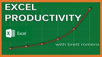 Microsoft Excel Productivity course image