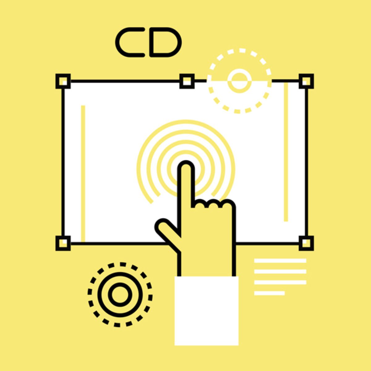 Создание концепции интерфейса course image