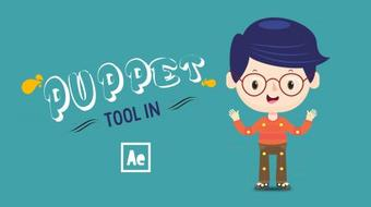 Puppet Tool in After Effect course image